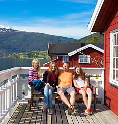 Image: Advarer om hytteleie i Norge