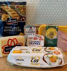 Image: Enkle grep mer enn halverer matvarebudsjettet