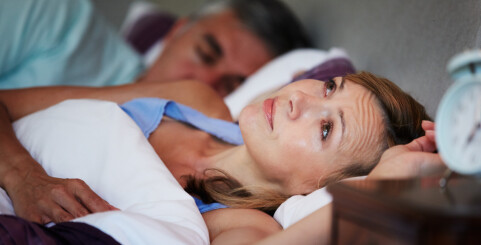Image: - En myte at søvnbehovet reduseres med alderen