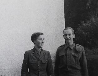 Image: Hun hadde høyest militær rang, men fikk aldri samme anerkjennelse som ektemannen