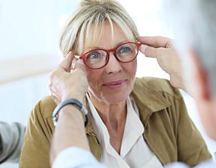 Image: «Fra 50 kr/mnd» ble til 1400 kroner måneden i brillebutikken