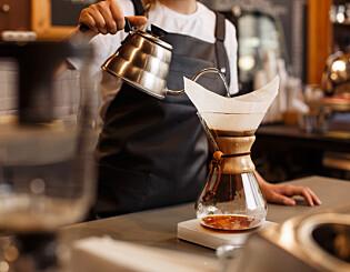 Image: Valg av kaffe påvirker kolesterolnivået ditt