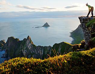 Image: Her får du oppleve stor natur - helt alene