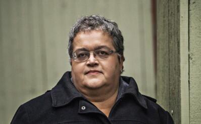 Image: På jobb da bomben smalt: Hver gang hun så bildet kom smertene og kvalmen