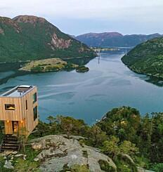 Image: Den langstrakte fjorden er full av høydepunkter
