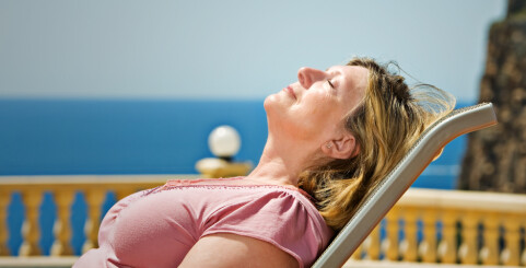 Image: Skjemmende solskader? Slik kan du bli kvitt dem