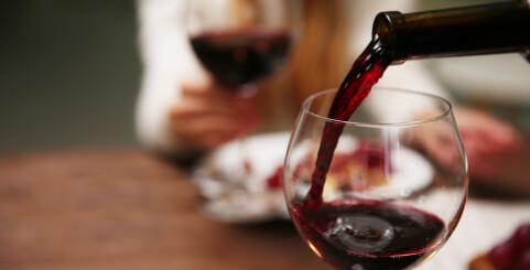 Image: Godt voksen? Mengden alkohol som anbefales kan overraske