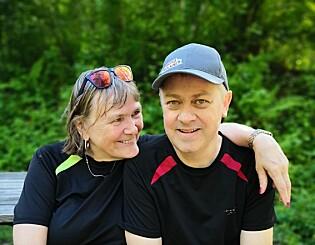 Image: Kari reddet livet til ektemannen: - Det har styrket forholdet