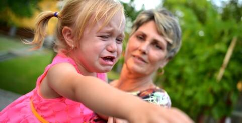 Image: - Besteforeldre bør tenke seg godt om