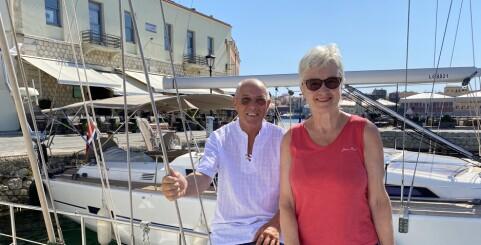 Image: - Vi ville bruke pensjonisttilværelsen til å oppleve noe nytt