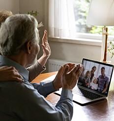 Image: Digital kontakt kan gjøre situasjonen verre