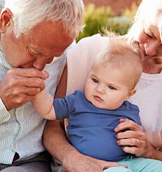 Image: Fortvilet bestemor: - De tar oss for gitt som barnevakt