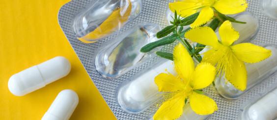 Image: Matvarer og kosttilskudd kan gi feil effekt av medisinene dine