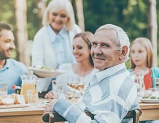 Image: - Tre dager med storfamilieferie er ofte nok