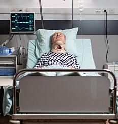 Image: Skadd i ulykke - «for gammel» for full erstatning