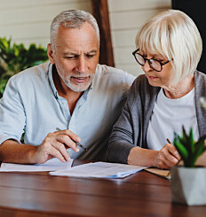 Image: Skatt på pensjon: Disse pensjonistene betaler mest skatt