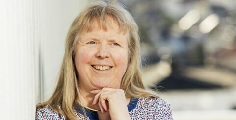 Image: Den alvorlige sykdommen har ikke satt stopper for Kristin (61)