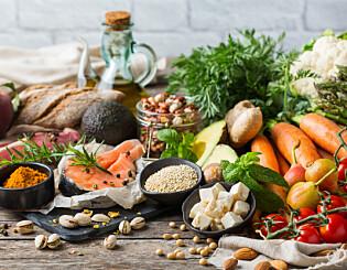 Image: Én bestemt matvare kan gi færre plager i overgangsalderen