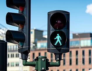 Image: Løsningen om du trenger grønt lyssignal lenger