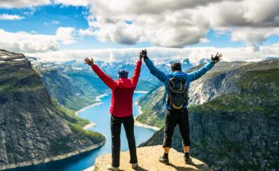 Image: Quiz: Hva kan du om norske fjelltopper?