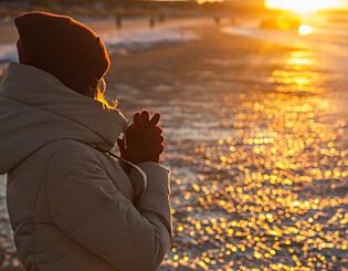 Image: Tips mot vinterdepresjon: Ett grep kan forverre plagene