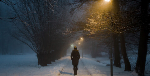 Image: Blir vinteren verre med alderen?